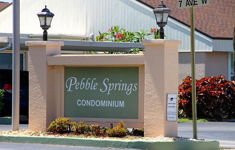 Pebble Springs Bradenton Vacation Rentals